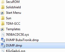 Tutorial C++ 4 Creación de archivos DUMP