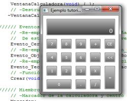 Tutorial C++ 1.0 Introducción a la Calculadora