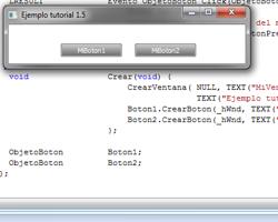 Tutorial WINAPI C++ 1.5 (Creación de nuestro ObjetoBoton)
