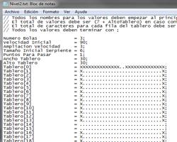 Tutorial WINAPI C++ 2.5 (Creación del ObjetoSnake_Nivel)