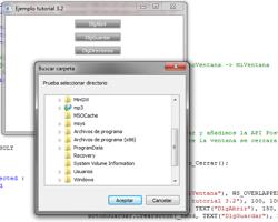 Tutorial WinAPI C++ 3.2 (Common Dialogs)