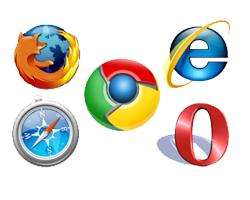 Comparativa navegadores 2011