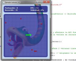 Tutorial WINAPI C++ 2.6 (Terminando el Snake)